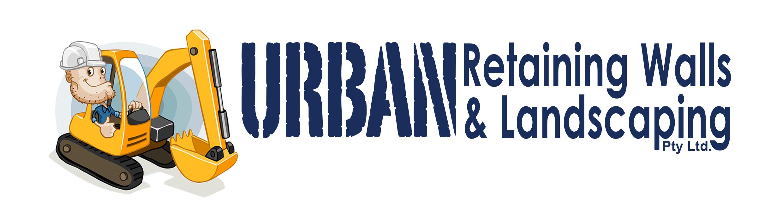 Urban Retaining Walls & Landscaping logo